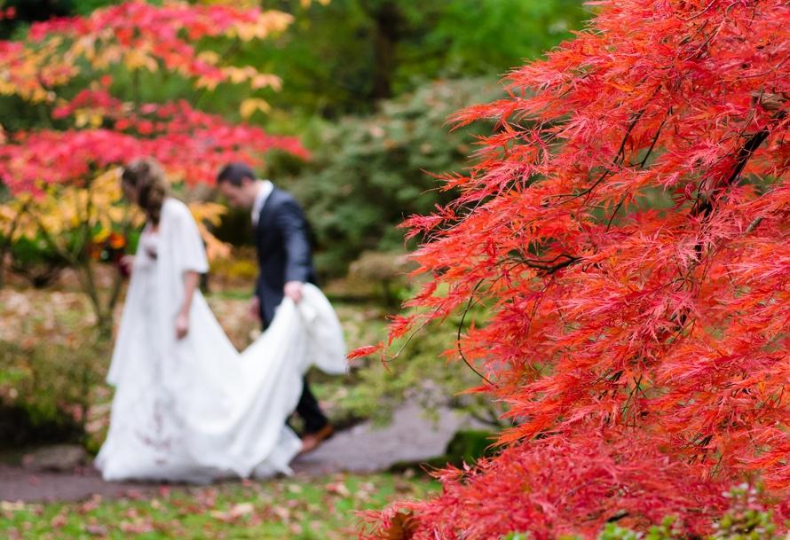 Inspiración para bodas en otoño